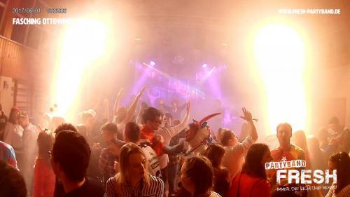 Fresh Partyband - Hochzeitsband - Fasching Ottowind